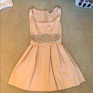 ASOS Blush Party Dress